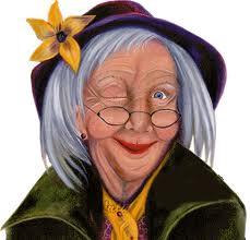 Old Lady Hat-joke