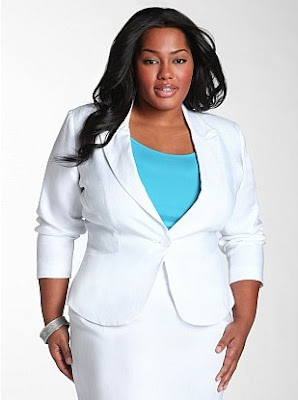 plus-size-white-blazer