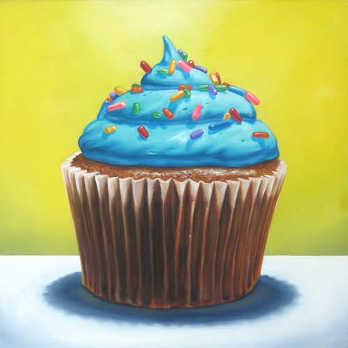 Blue_sprinkles_cupcake_painting
