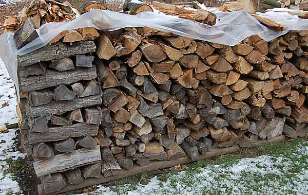 firewood-stack